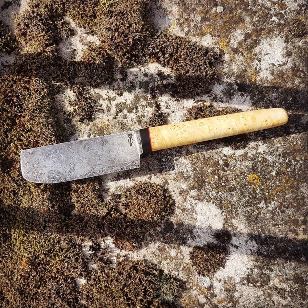 Couteau de cuisine polyvalent--9996002520527