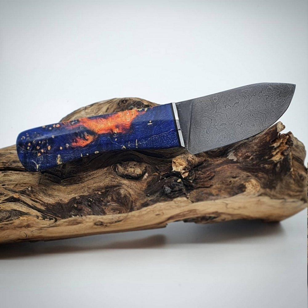 couteau 3 doigts érable damas--9996164198329