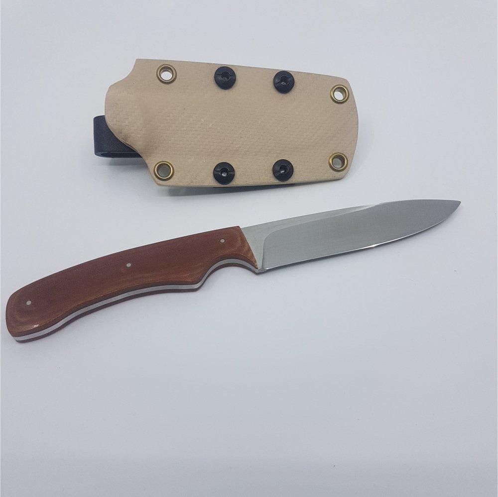Couteau  Outdoor avec étui kydex --9995938816070