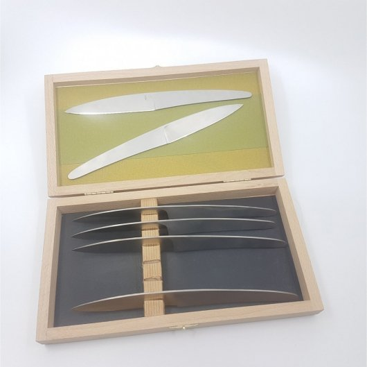 Coffret de 6 couteaux de table